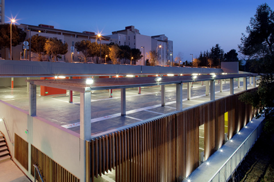 Right on So Many Levels: innovative car-park design | News