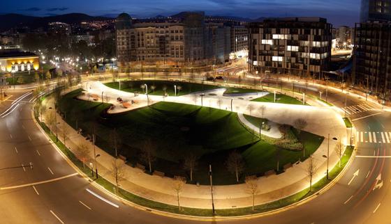 Campo de sueños: reverdecer el paisaje urbano