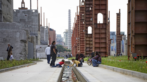 Field of Dreams: greening the urban landscape | Nouveautés