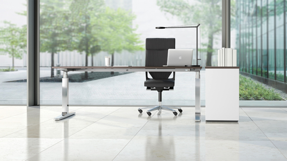 The CHANGE Table System by VARIO   Design