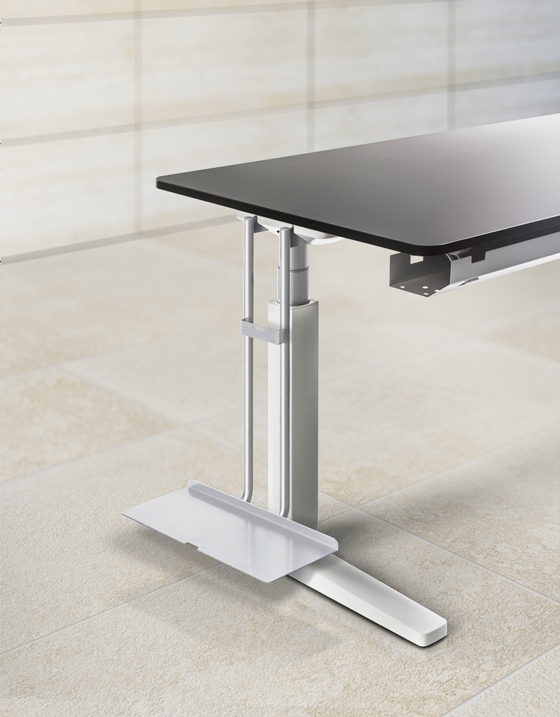 The CHANGE Table System by VARIO | Design