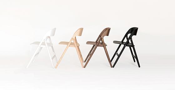 Utilitarian Rigour: David Irwin's Narin Chair for Case | Novita del settore
