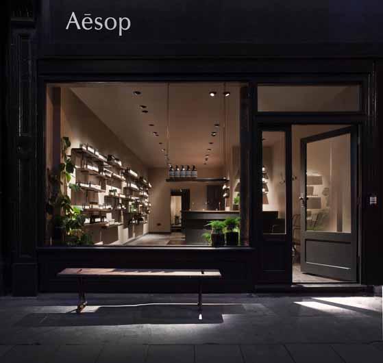 Poesie des Einkaufens: Das Aesop-Erlebnis   Aktuelles