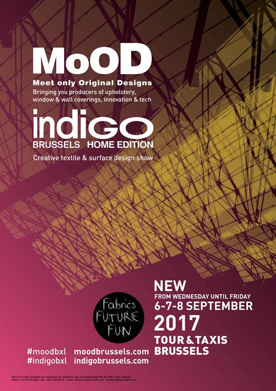 Mood Brussels mood & indigo brussels 2017