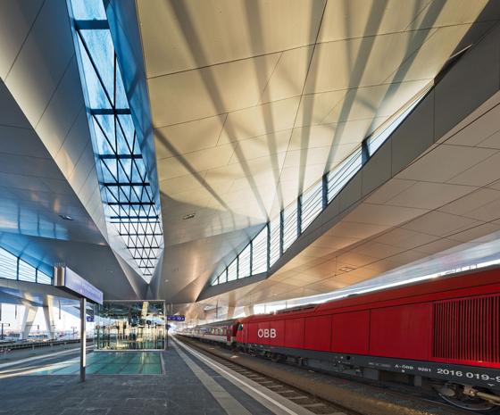Am Zug: die neuen Bahnhofsprojekte | Aktuelles