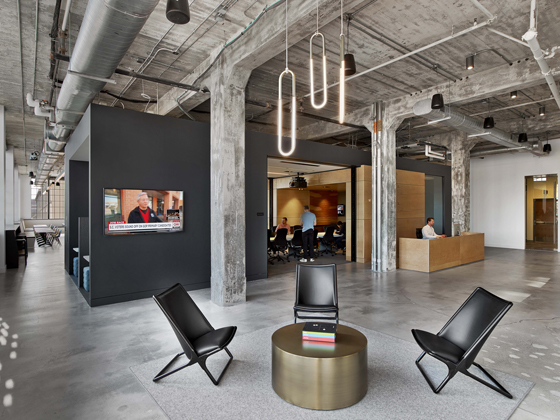 Change Management: adapted office spaces | News