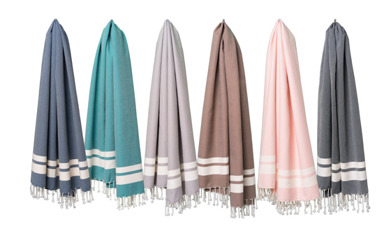 A towel for all times: fouta | News