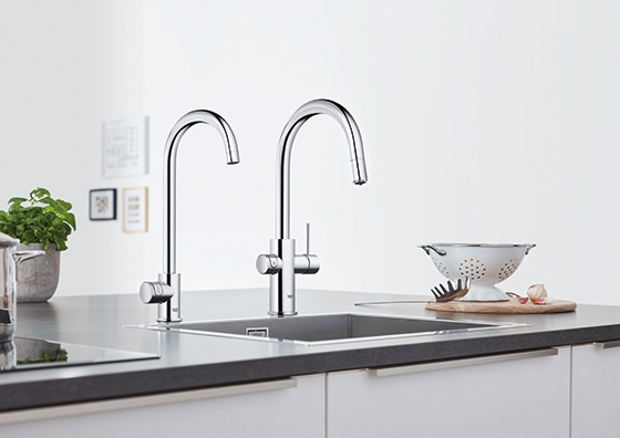 GROHE Blue & GROHE Red: GROHE Watersystems | News