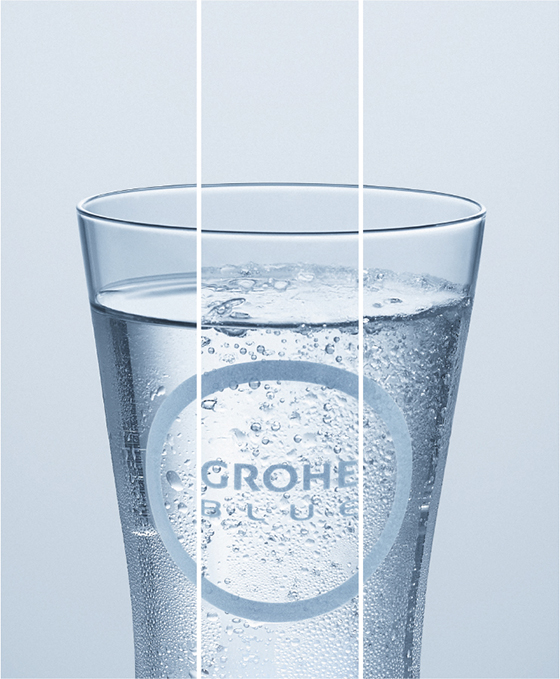 Cool and clever: GROHE Blue | News