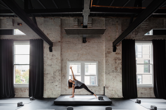 Pumped: gyms that flex their design muscle | News