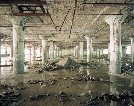 The Presence of Absence: Detroit's haunting architectural relics | Nouveautés