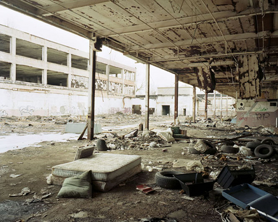 The Presence of Absence: Detroit's haunting architectural relics | Aktuelles