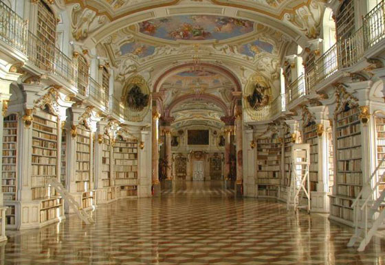 Knowledge Bases - Library architecture from antiquity to the digital age | Arquitectura