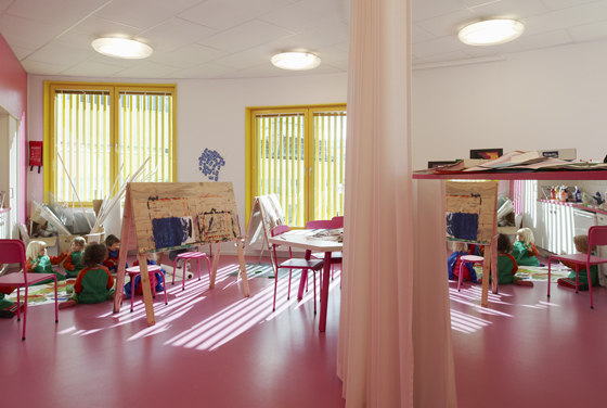 Kindergarten Design Grows Up: contemporary nursery-school projects | Novedades