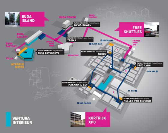 INTERIEUR 2012: BIENNALE IN THE CITY, CITY IN THE BIENNALE | Fairs