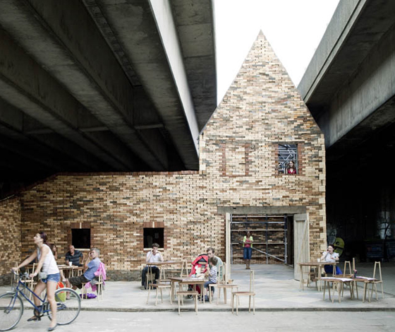 Pop-up stars: temporary contemporary architecture | Architecture