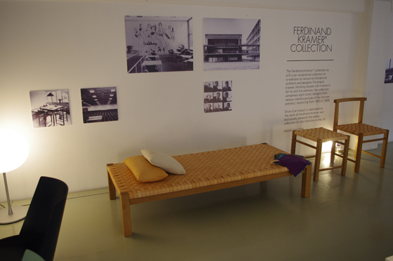 Internal Culture: design history revisited at London design showrooms during LDF 2012 | Aktuelles