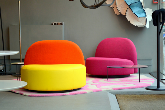 Internal Culture: design history revisited at London design showrooms during LDF 2012 | News