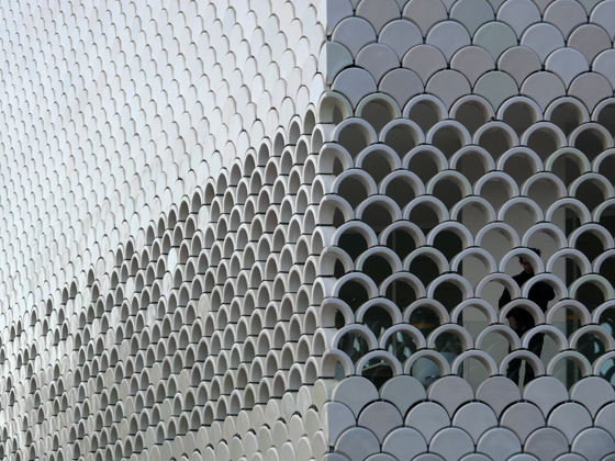 Out on the Tiles: ceramic architectural facades | Novedades