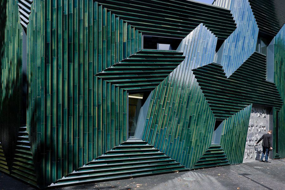 Out on the Tiles: ceramic architectural facades | Nouveautés