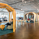 Where the Future Happens – the Interiors of Internet Companies