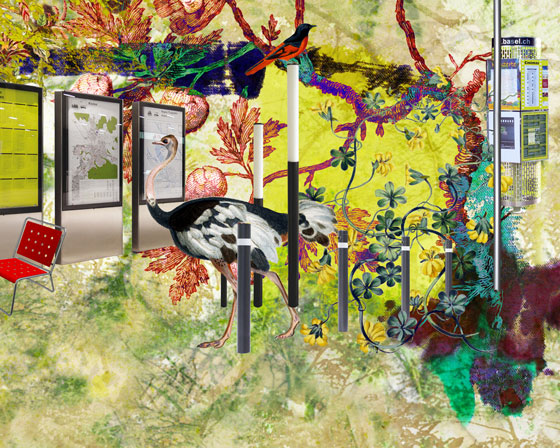 Artistic eye-catcher for Burri Public Elements | Industry News