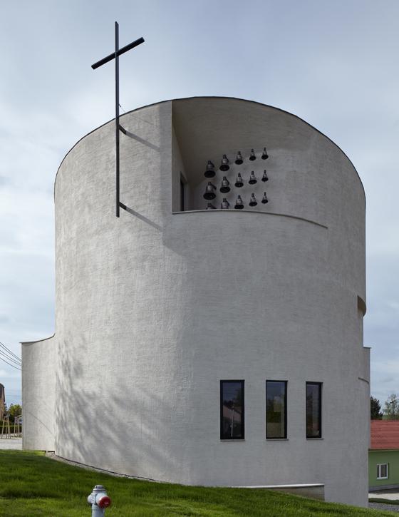 Guter Draht zu Gott: 5 Kirchen aus expressiven Materialien | Aktuelles