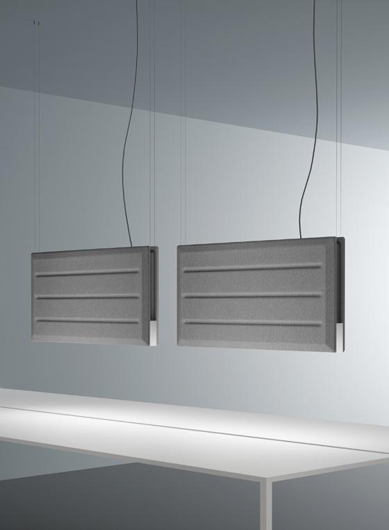 Lights up, noise down: Luceplan | News