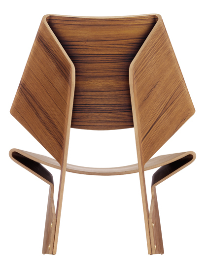 Grete jalk s gj chair back in production news - Danish furniture designers ...