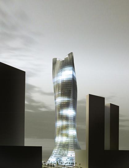 Schumacher Tower in Abu Dhabi | News