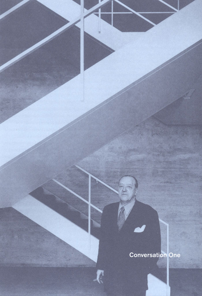 Conversations with Mies van der Rohe | News