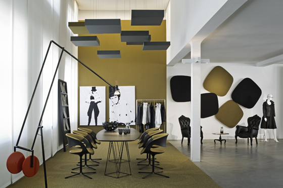 Carpet Concept Acoustic System | Industry News