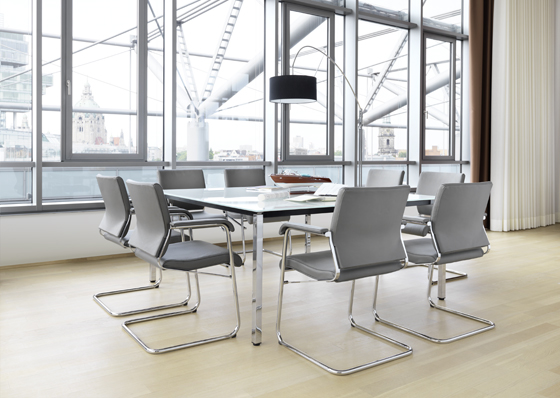 Wilkhahn's Concentra and Conversa table ranges – ideal for new working environments | Industry News