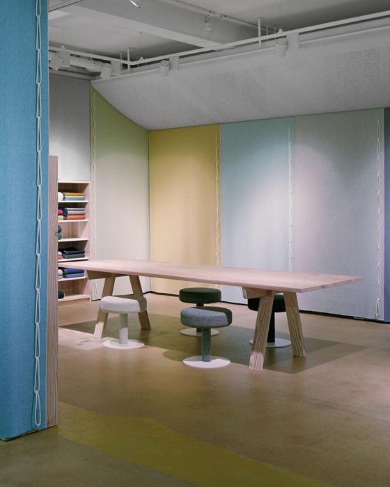 Kvadrat eröffnet neuen Showroom in Zürich | Industrie News