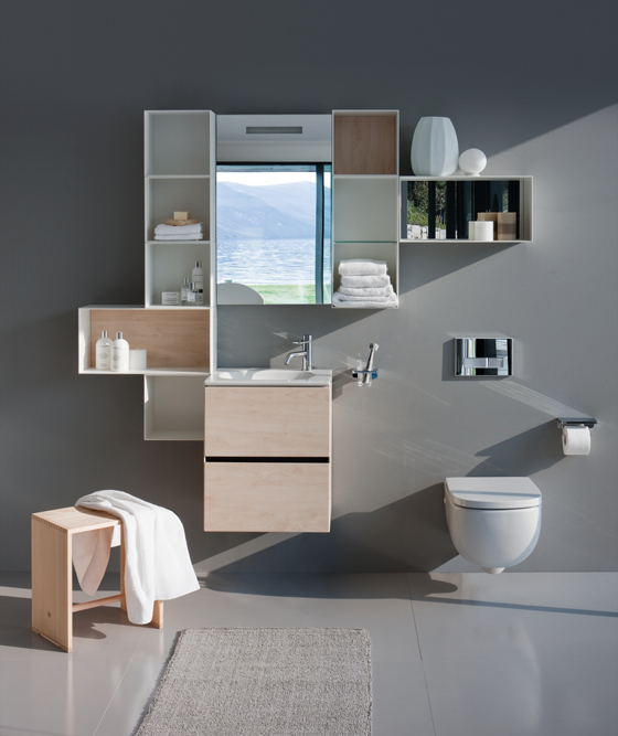 Still Waters: Laufen's newly extended Palomba range takes restraint to a higher level | Nouveautés