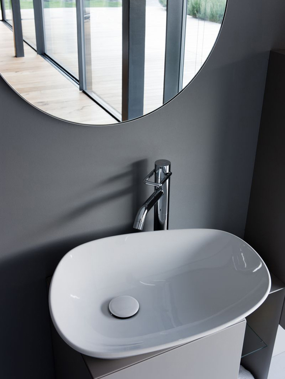 Still Waters: Laufen's newly extended Palomba range takes restraint to a higher level | News