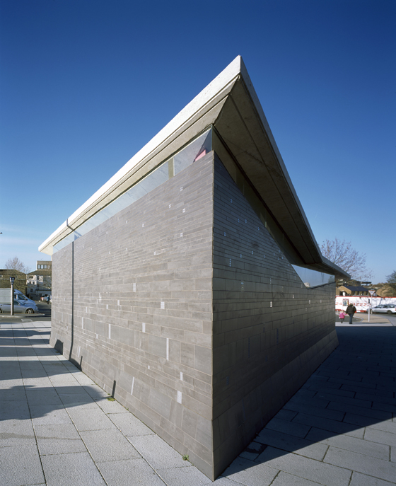 At Your Convenience: contemporary public-toilet architecture | Nouveautés