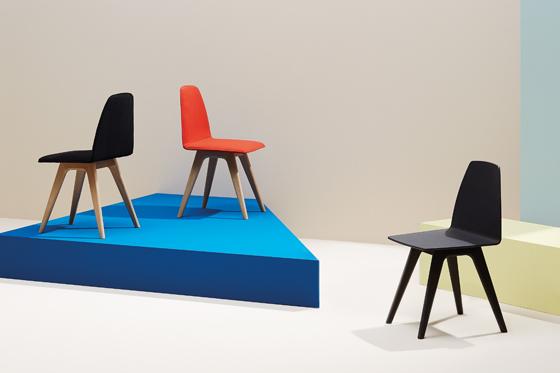 SILA COLLECTION by DISCIPLINE: design Lievore Altherr Molina | Novita del settore
