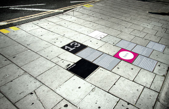 Here and Now: new wayfinding and place-making | News
