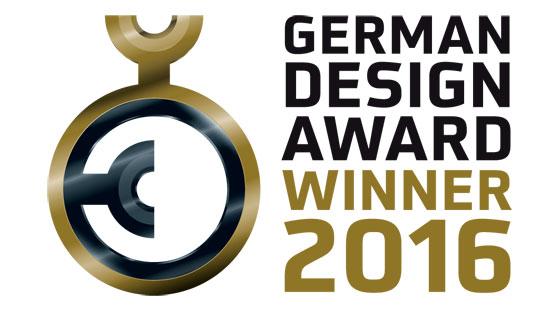 German Design Award 2016 for LUCTRA® | Noticias del sector
