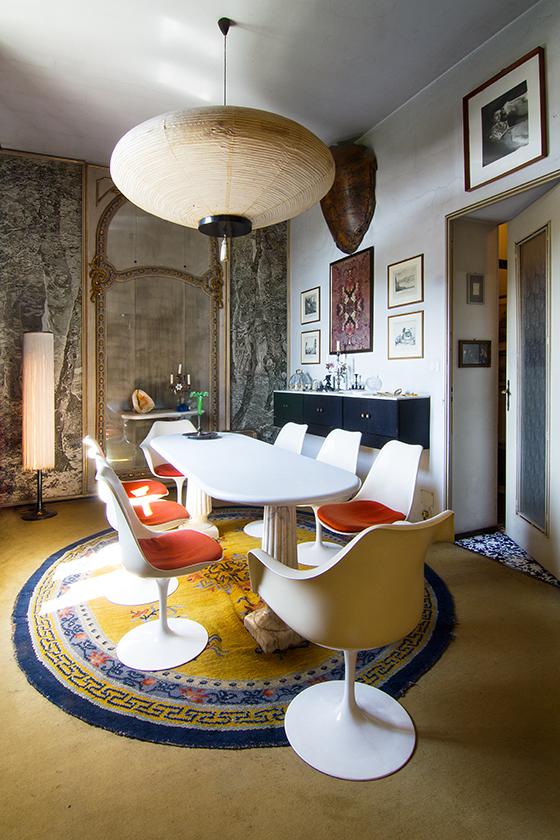 Casa Mollino: European Design Stories   Design