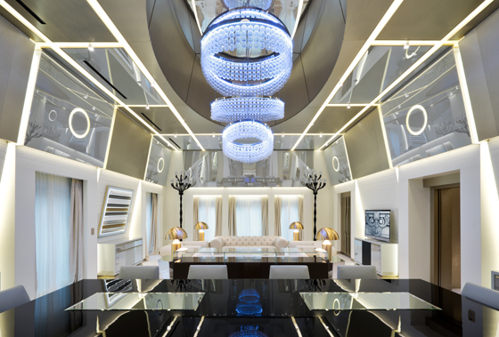 50 shades linea light group for Interior design italiani