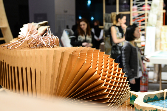 The early bird catches the yarn: Heimtextil 2017 | News