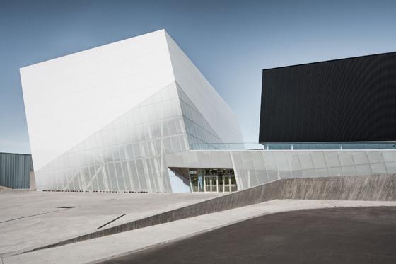 Let's get physical: new sports centres   Novità