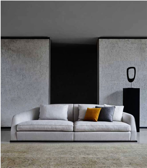 Elegance in repose: Flexform MOOD | News