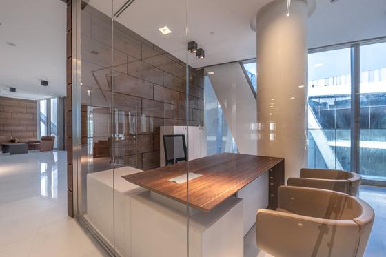 Design for Al Baraka Bank: FANTONI | Industry News