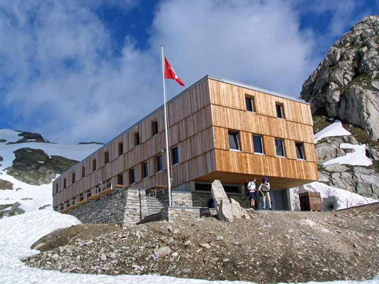 High Alpine buildings – modern day witch houses | Novedades