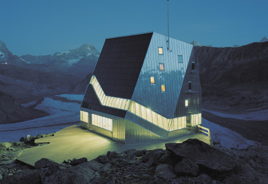 High Alpine buildings – modern day witch houses | News