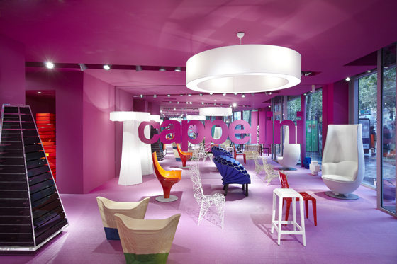 Cappellini's Great Return to Paris | Industry News