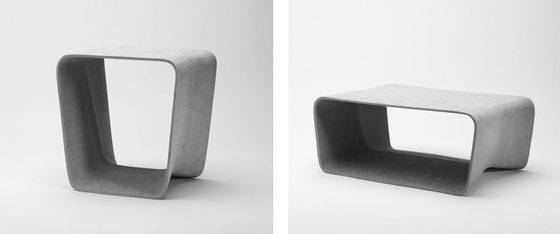 Concrete in Architecture (3): Furniture & Objects | Nouveautés